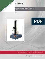 3340 Single Column Table Frames Operator Guide.pdf