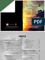 The Witcher 2 Guia Oficial en Español  Quest Handbook