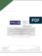 Principais parâmetros biológicos avaliados em erros na fase  pré-analítica de laboratórios clínicos revisão sistemática(1)