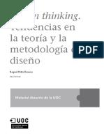 Design Thinking. Tendencias en la teoría y la metodología del diseño_portada.pdf