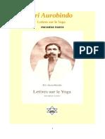 01-Lettres sur le yoga-1ère Partie