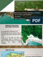 Parque Nacional Natural Tayrona.pptx