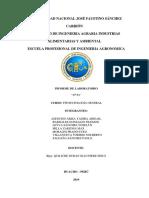 INFORME DE FITOPATOLOGÍA-HONGOS