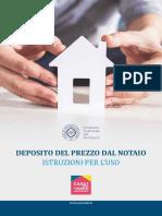 Deposito - depliant singole