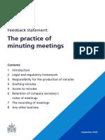 Practice-of-minute-meetings-feedback