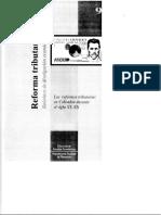 Las reformas tributarias en Colombia durante el siglo XX (II)