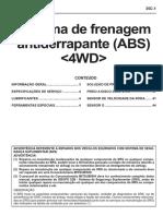 Sistema de Freio ABS