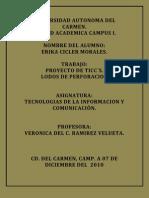 Lodos Petroliferos.