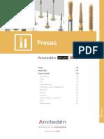 Catalogo 2020 Fresas