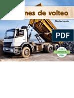 (Máquinas de construcción (Construction Machines)) Charles Lennie-Camiones de volteo-ABDO Publishing Company_ABDO Publishing_Abdo Kids (2014)