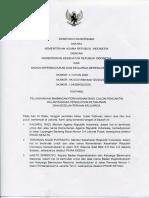 Kesepakatan Bersama Kementerian Agama RI- Kementerian Kesehatan RI-BKKBN