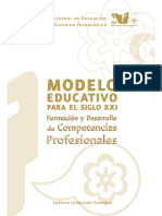 Modelo Educativo Siglo XXI
