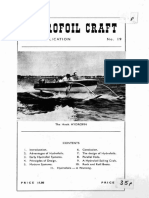 Hydrofoil Craft - Report 1958