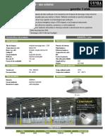 CAMPANAS LEDS 150W - COB uso exterior.pdf