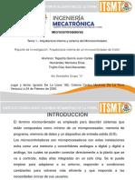 recomendaciones presentación informe RP
