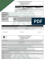 Proyecto Formativo - 1278476 - PROCESOS DE LA INDUSTRIA QUIMICA