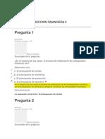 EXAMEN DE DIRECCION FINANCIERA 3