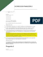 EXAMEN DIRECCION FINANCIERA 2