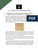 Military History Anniversaries 0301 Thru 031520
