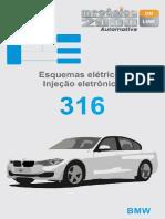 Esquema eletrico BMW 316