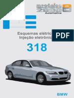 Esquema Elétrico BMW 318
