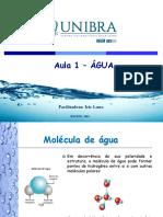 Atividade de água