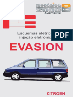 Esquema Eletrico Citroen Evasion