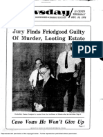 Charles Freidgood convicted of murdering his wife