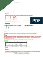 Revisão AV1 - Lógica e funções (Cap1 e 2) - Resolvida (1)