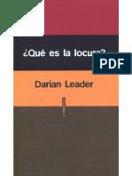 ¿Qué es la Locura?.pdf