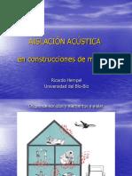 AISLACIÓN ACÚSTICA.pptx