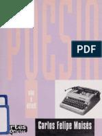 Carlos Felipe Moisés - Poesia não é difícil - Introdução à análise de texto poético.pdf
