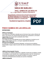 FISICO QUIMICO DE LA ARCILLA