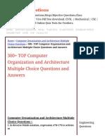 300+ TOP Computer Organization and Architecture MCQ.pdf