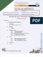 Proyecto Academico CIV 1102 E
