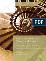 Policy Paradigm-theory and pratices