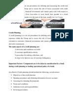Credit planning.docx