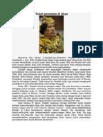 Tokoh pemimpin di Libya