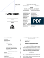 USC Handbook
