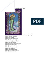 Adorations to Freya