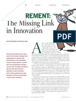 07. Procurement - The Missing Link in Innovation