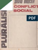 Pluralism si conflict social - Silviu Brucan.pdf