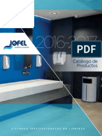 CATALOGO 2016-2017 jofel