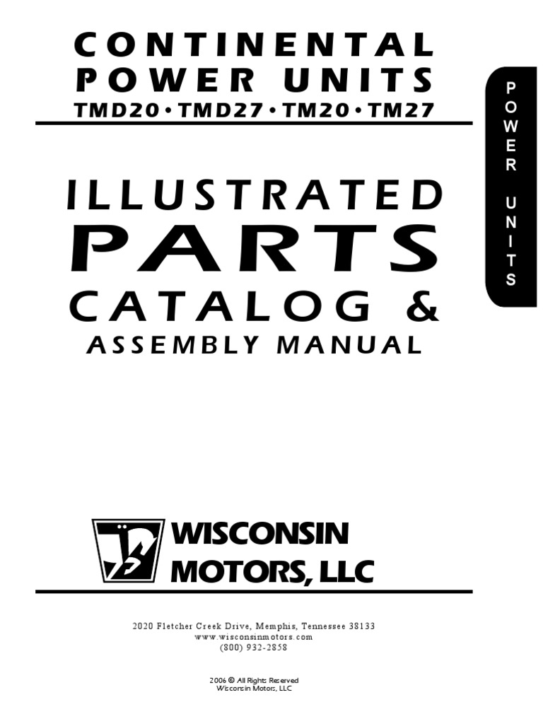 TMx Parts Catalog | Screw | Electrical Connector