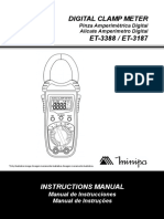 Manual ET-3187