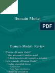 Domain+Model