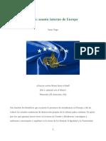 Islam, asunto interno de Europa - Yasin Trigo