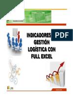 Taller Indicadores de Gestion Logistica con Full Excel Virtual