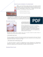Bacteriostatic Activity