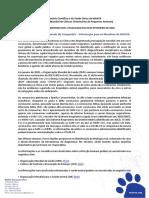 COVID-19_WSAVA-Advisory-Document-Feb-29-2020-Portuguese